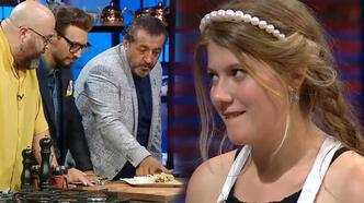 Mehmet Yalçınkaya'dan 'MasterChef' yarışmacısına: Kızım neden gülüyorsun?
