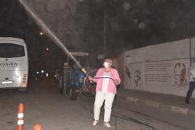 Ceyhan'da bayram temizliği
