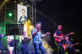 Mersin, 8 ilçede 61 konserle müziğe doydu