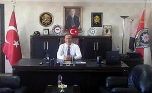 Turgutlu'nun yeni müdürü göreve başladı