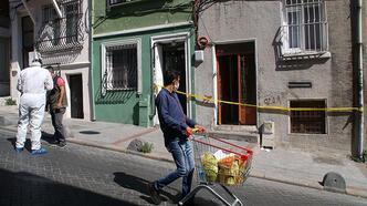 Beyoğlu'nda şüpheli ölüm; evinde ölü bulundu