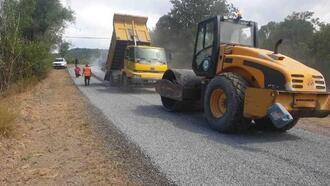Ordu'da Köy-Kent mahalleleri asfalta kavuştu