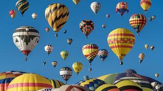 Kapadokya'daki balonlar nasıl uçuyor acaba?