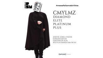 CMYLMZ – Diamond Elite Platinum Plus bu sezon da Zorlu PSM'de