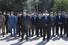 Bitlis'te Gaziler günü programı düzenlendi