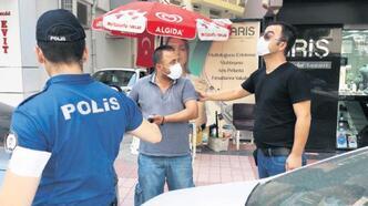 Kaçak otoparkçılara polis 'dur' diyor