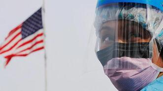 ABD'de corona virüs bilançosu gittikçe ağırlaşıyor