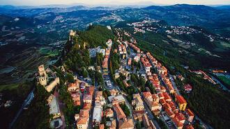 Emekliler ülkesi San Marino