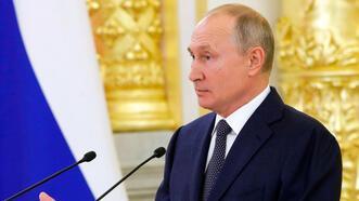 Trump'tan sonra Putin de Nobel'e aday gösterildi