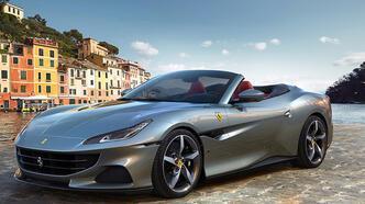 Ferrari'den Portofino M sürprizi