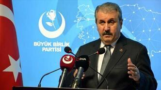 Mustafa Destici'den Azerbaycan için tezkere çağrısı