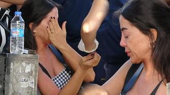 Şişli'de lüks aracıyla kaza yapan kadın büyük şok yaşadı!