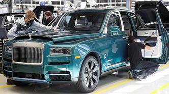 Rolls-Royce'a Kuveytli ortak geliyor