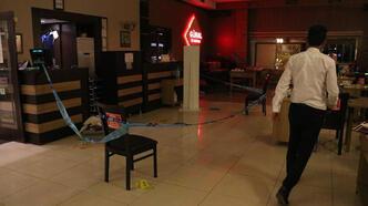 Restoran sahibi silahlı saldırıda yaralandı