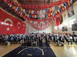 AK Parti Orhangazi İlçe Teşkilatı'nın 7. Olağan Genel Kurul Toplantısı gerçekleşti