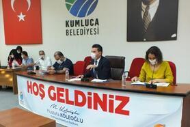Kumluca Belediyesi'nde tartışmalı bütçe onaylandı