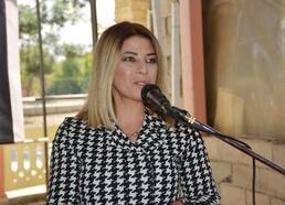 AK Parti Dinar Kadın Kolları'nda seçim