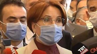 Son dakika! Ümit Özdağ'ın FETÖ iddiasıyla ilgili Meral Akşener'den ilk açıklama