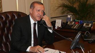 Cumhurbaşkanı Erdoğan'dan Mustafa Destici'ye tebrik telefonu