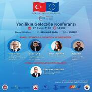 Trabzon'da 'Yenilikle Geleceğe' konferansı