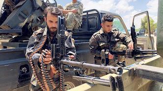 Libya'da ateşkes imzası