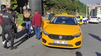 Esenyurt'ta yine taksici kavgası