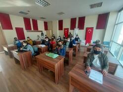 Van Büyükşehir Belediyesi'nin, etüt merkezi hizmete açıldı