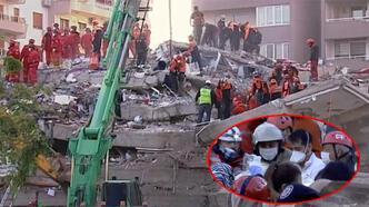 Son dakika: Depremden 17 saat sonra çifte mucize!