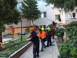 Silivri Belediyesi Arama Kurtarma ekipleri deprem bölgesinde