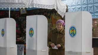 Moldova yarın cumhurbaşkanı seçimine gidiyor