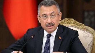 Cumhurbaşkanı Yardımcısı Oktay'dan Bakan Soylu ve Sözcü Kalın'a geçmiş olsun mesajı