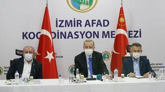 Son dakika!  Cumhurbaşkanı Erdoğan İzmir'de: Bakanlığımız süratle adımları atacak