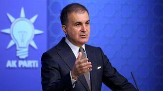 AK Parti Sözcüsü Çelik'ten Fransa'daki saldırıya kınama