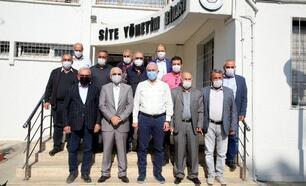 Başkan Gültak, sanayi esnafını ziyaret etti
