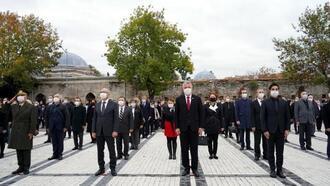 Lüleburgaz, Atatürk'ü andı