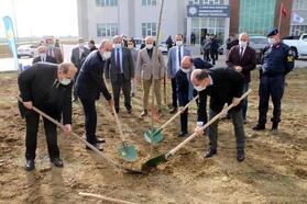 Marmara Ereğlisi'nde fidanlar toprakla buluştu
