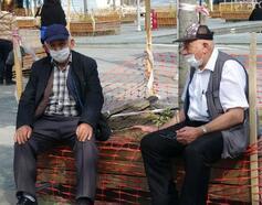 Bolu'da 65 yaş üstü vatandaşlara sokağa çıkma kısıtlaması