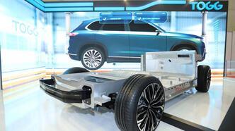 Yerli otomobil de yerini aldı! MÜSİAD EXPO fuarı açıldı
