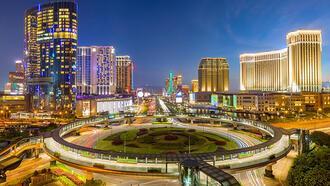 Uzak Doğu'nun en ünlü eğlence merkezi Macao