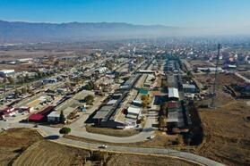 Erbaa Belediyesi, Küçük Sanayi Sitesinde çalışma başlattı