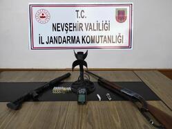 Nevşehir'de kaçak kazıya suçüstü: 8 gözaltı