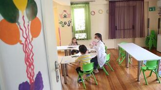 Bursa'da resmi ana okulları için uzaktan eğitim kararı