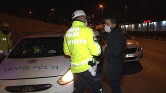 İstanbul'da kısıtlamayı ihlal edenlere ceza yağdı!
