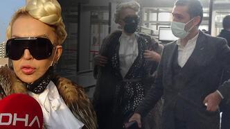 Son dakika! Seyhan Soylu 4 günlük hapsi nedeniyle adliyeye getirildi