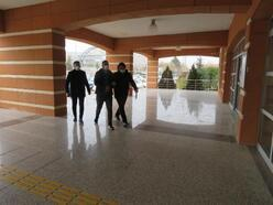 Çankırı'da 'hırsızlık'tan aranan şüpheli yakalandı