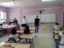 Kızıltepe'de 'Okulum Temiz' projesinin çalışmaları devam ediyor