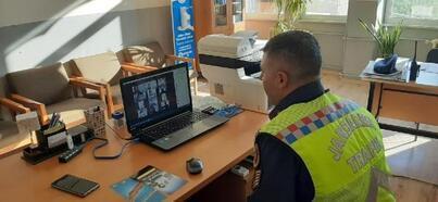 Jandarma'dan öğrencilere EBA üzerinde trafik eğitimi