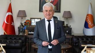 Başkan Geyikçi'nin testi pozitif çıktı