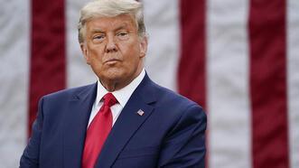 Skandal iddia! Trump ondan seçim sonuçlarını değiştirmesini istedi