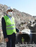 Konya Büyükşehir'den 2020'de 432 kilometre su ve kanalizasyon  şebekesi
